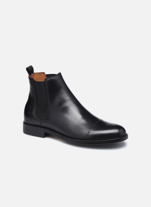Bottines et boots Marvin&Co Namesia Noir vue détail/paire