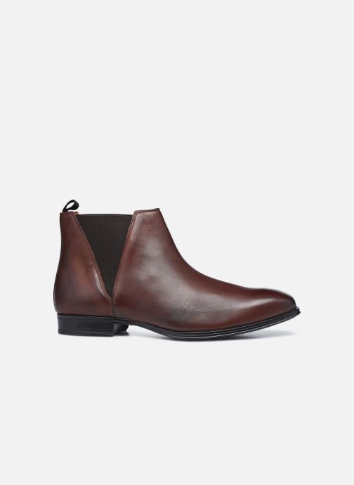 Bottines et boots Marvin&Co Nuno Marron vue derrière