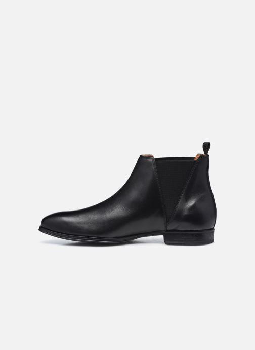 Bottines et boots Marvin&Co Nuno Noir vue face