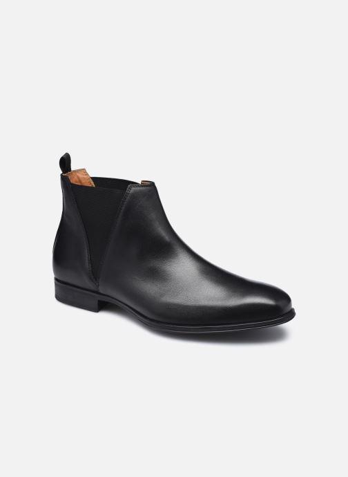 Bottines et boots Marvin&Co Nuno Noir vue détail/paire