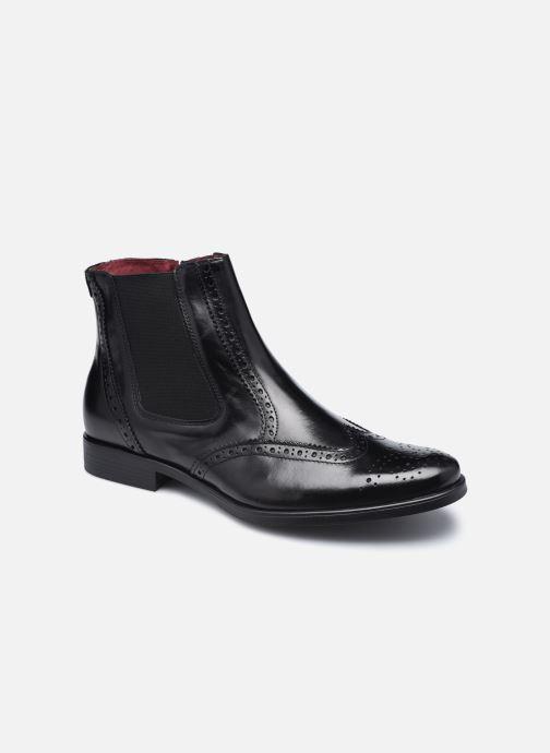 Boots en enkellaarsjes Marvin&Co Newton Zwart detail