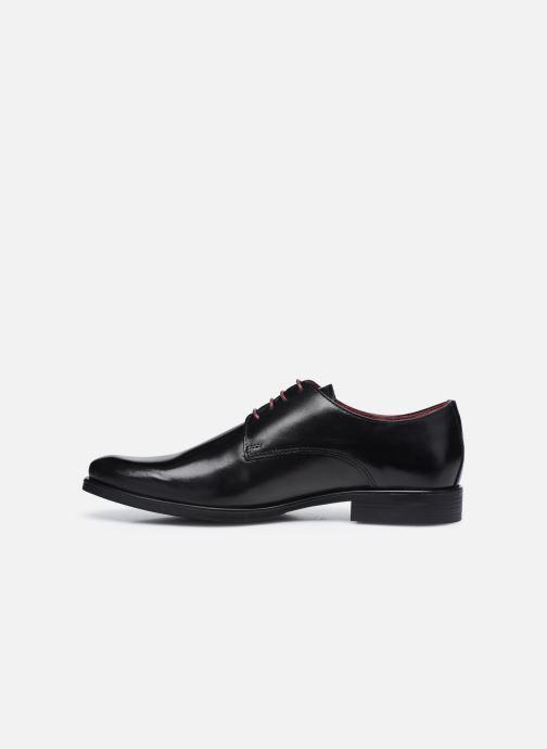 Chaussures à lacets Marvin&Co Nonto Noir vue face