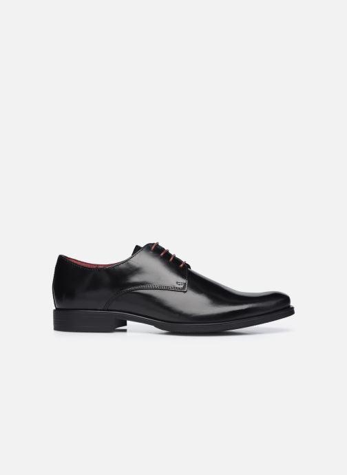 Chaussures à lacets Marvin&Co Nonto Noir vue derrière