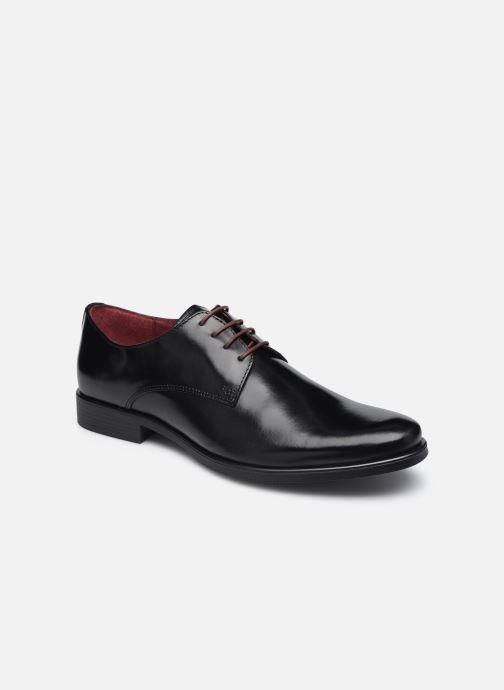 Chaussures à lacets Marvin&Co Nonto Noir vue détail/paire