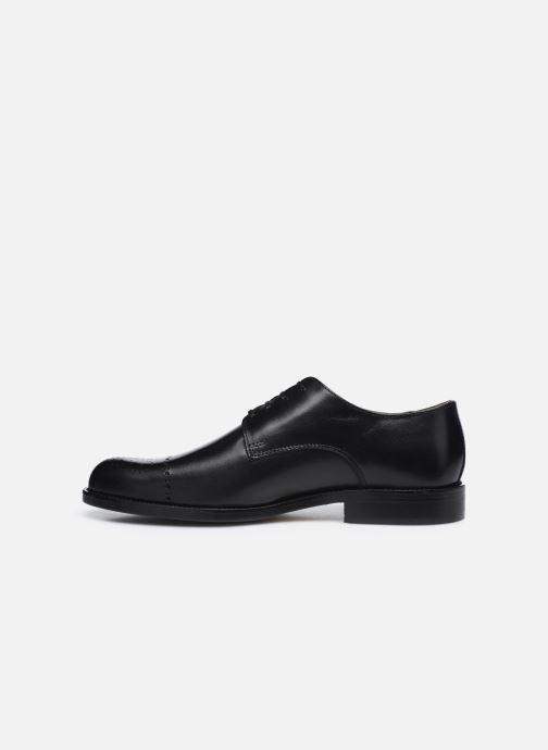Chaussures à lacets Marvin&Co Niceto Noir vue face