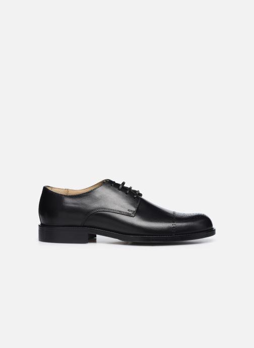 Chaussures à lacets Marvin&Co Niceto Noir vue derrière