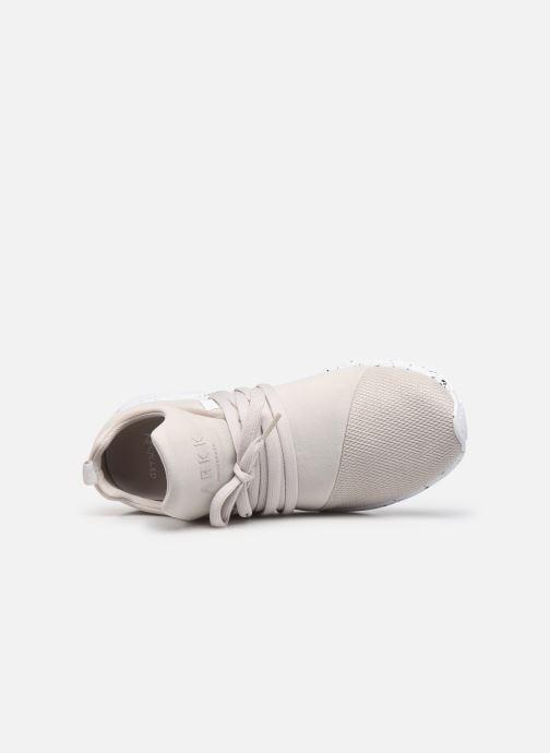 Sneaker ARKK COPENHAGEN Raven Mesh Pet grau ansicht von links