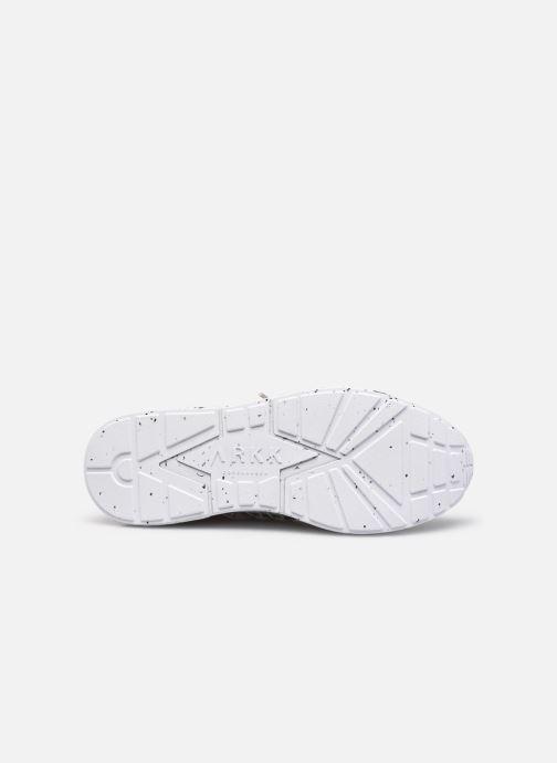 Sneaker ARKK COPENHAGEN Raven Mesh Pet grau ansicht von oben