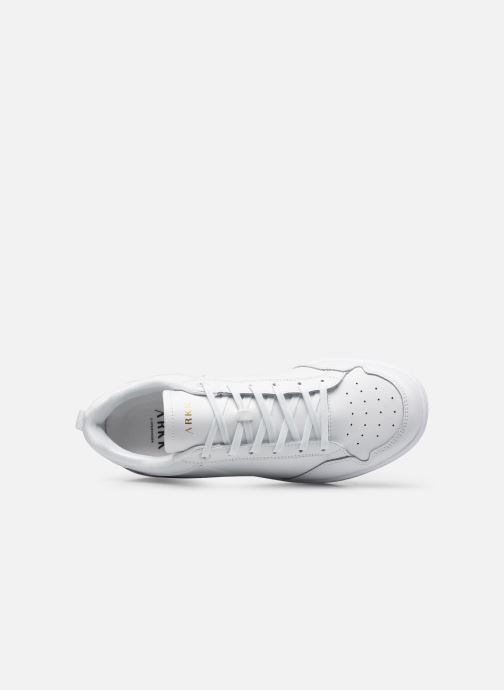 Sneakers Arkk Copenhagen Uniklass Leather M Wit links