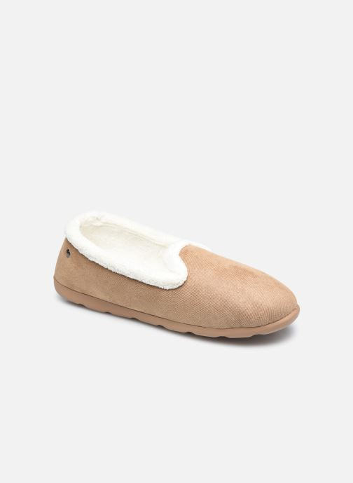 Slipper Ergonomique EveryWear Suédine Pailletée