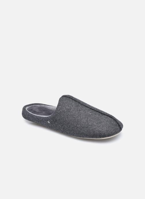 Pantofole Uomo Mule Semelle Peau - Feutre