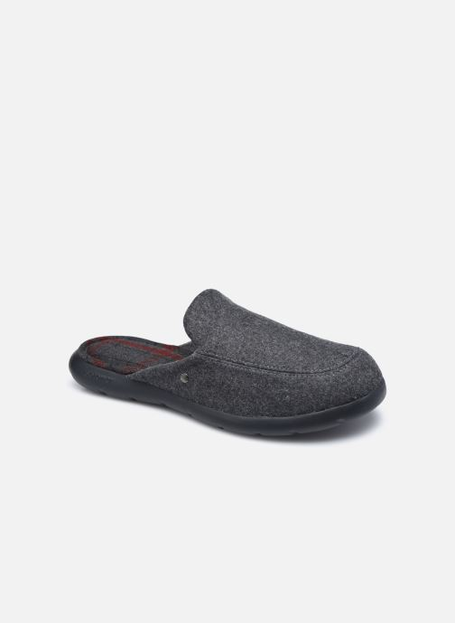 Pantofole Isotoner Mules Ergonomique EveryWear - Feutre Grigio vedi dettaglio/paio