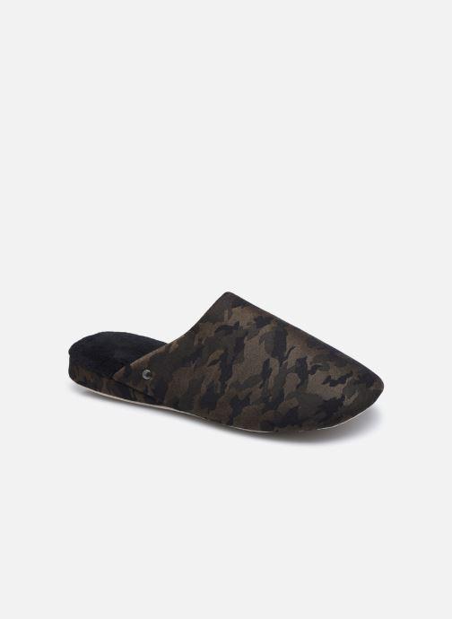Pantofole Uomo Mule Semelle Peau - Camouflage