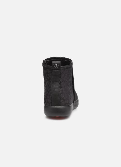 Botines  Isotoner Bottines Everywear Negro vista lateral derecha