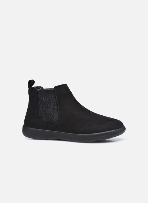 Botines  Isotoner Bottines Elastique Everywear Negro vistra trasera
