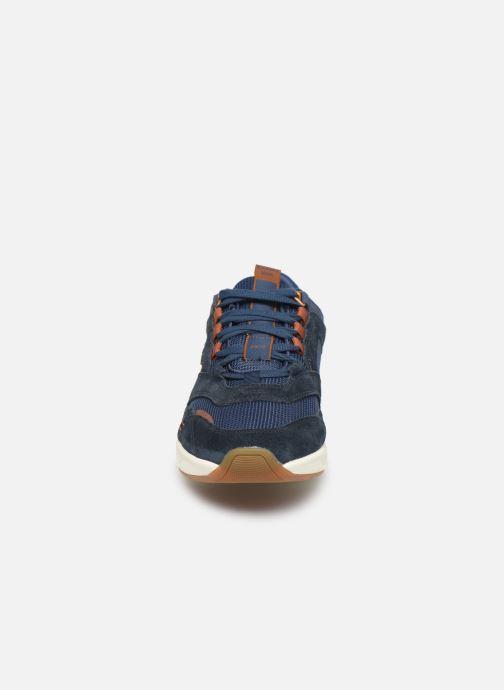 Sneaker Kickers KOOLFLEX blau schuhe getragen
