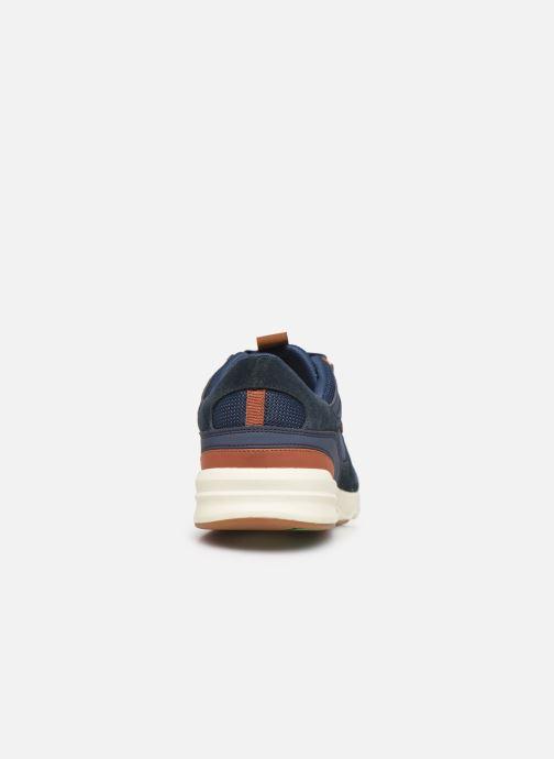 Sneaker Kickers KOOLFLEX blau ansicht von rechts