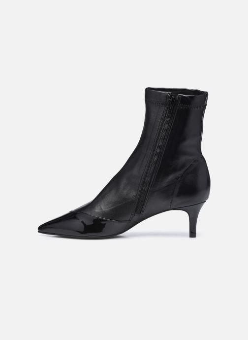 Bottines et boots Nat & Nin ELIZABETH Bottines Noir vue face