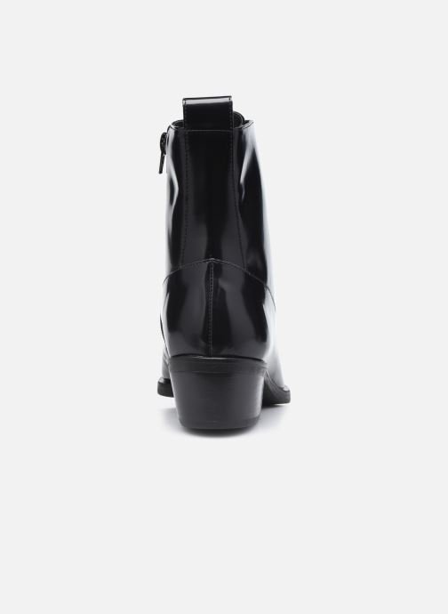 Bottines et boots Nat & Nin EUGENIE Bottines Noir vue droite