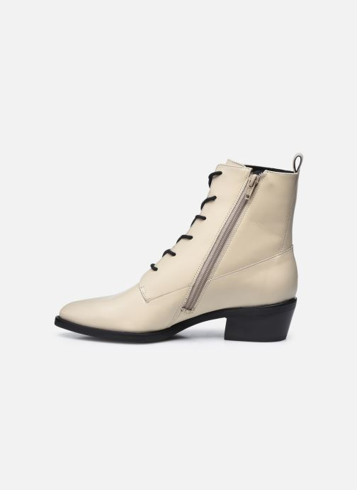 Bottines et boots Nat & Nin EUGENIE Bottines Blanc vue face
