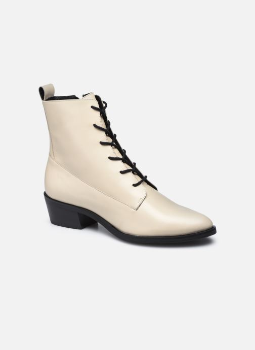 Bottines et boots Nat & Nin EUGENIE Bottines Blanc vue détail/paire