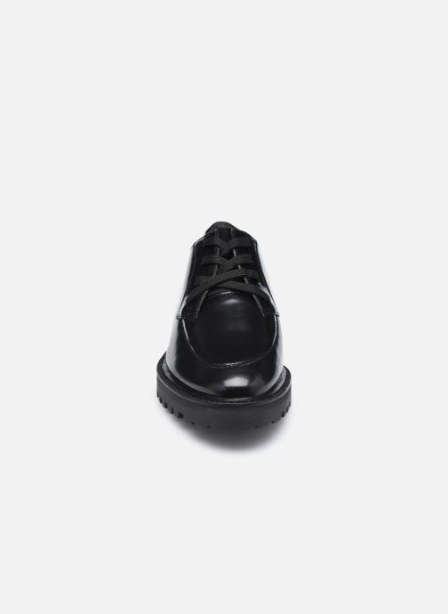 Chaussures à lacets Nat & Nin MARGARET Derbies Noir vue portées chaussures