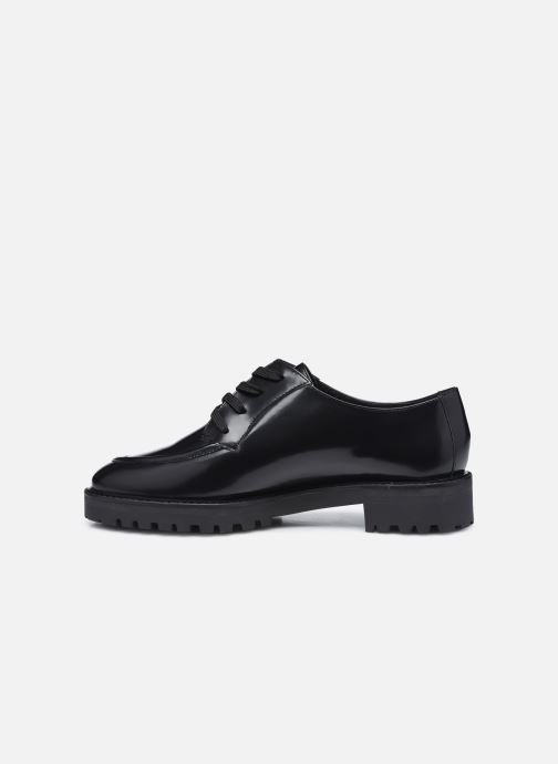 Zapatos con cordones Nat & Nin MARGARET Derbies Negro vista de frente