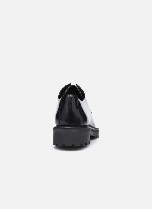 Chaussures à lacets Nat & Nin MARGARET Derbies Noir vue droite