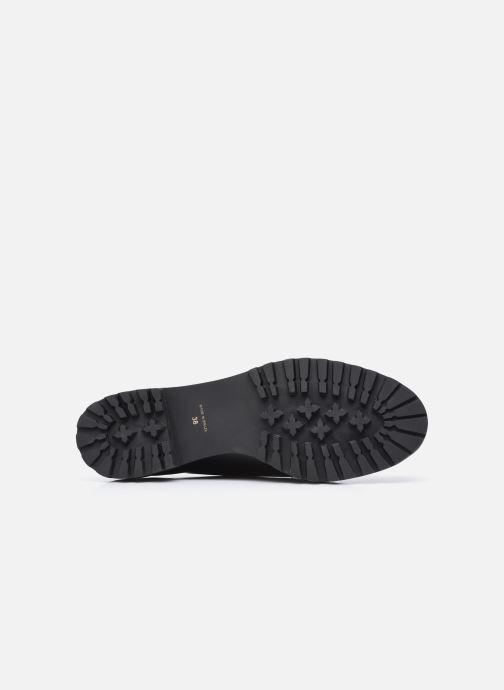 Chaussures à lacets Nat & Nin MARGARET Derbies Noir vue haut