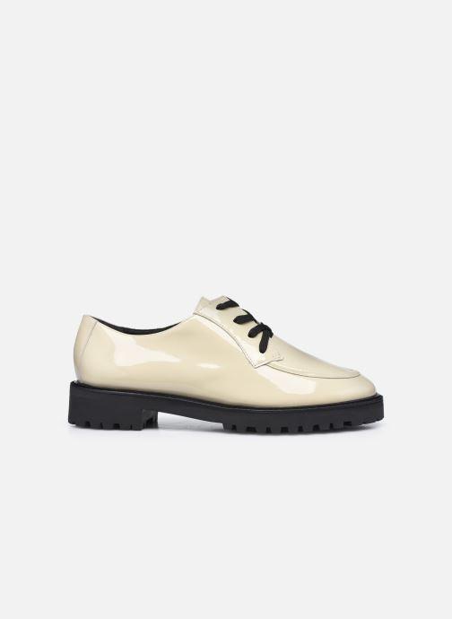 Chaussures à lacets Nat & Nin MARGARET Derbies Blanc vue derrière