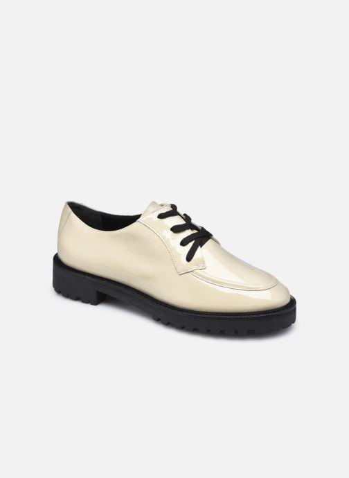 Chaussures à lacets Nat & Nin MARGARET Derbies Blanc vue détail/paire