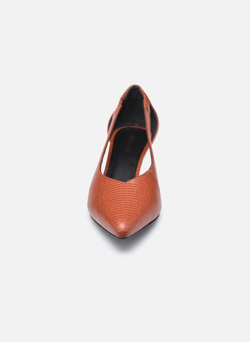 Escarpins Nat & Nin PIPA Escarpins Rouge vue portées chaussures