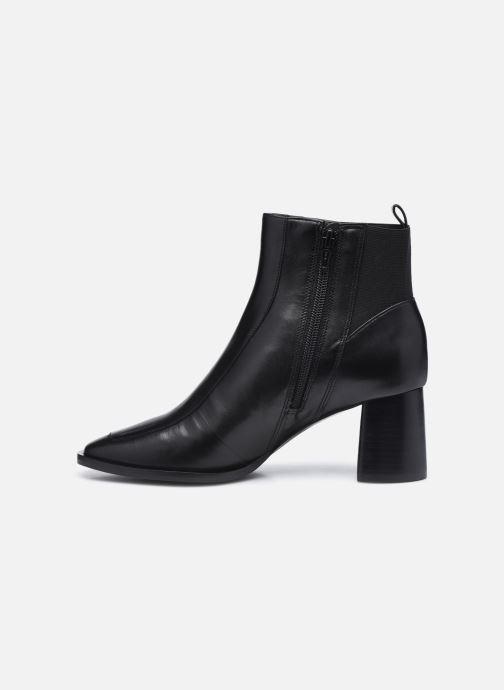 Bottines et boots Nat & Nin SAVANNAH Bottines Noir vue face
