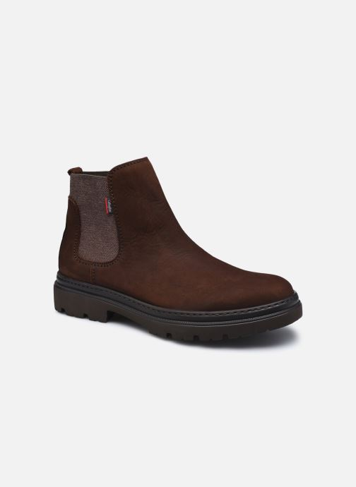 Stiefeletten & Boots Callaghan Nobuk Soft 1.8 braun detaillierte ansicht/modell
