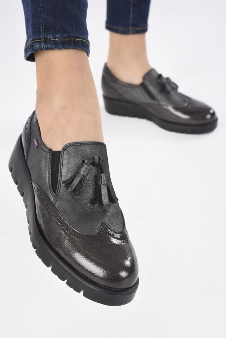 Chaussures à lacets Callaghan Haman Rock Pizarra Bronx (Best Seller) Gris vue bas / vue portée sac