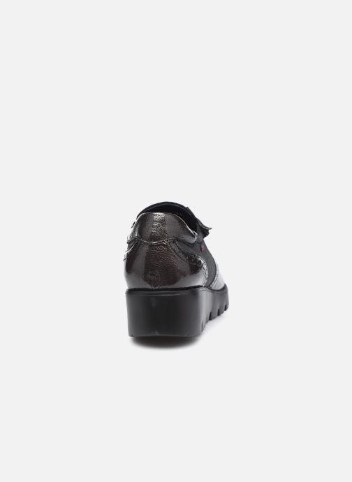 Chaussures à lacets Callaghan Haman Rock Pizarra Bronx (Best Seller) Gris vue droite