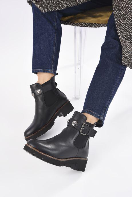 Stiefeletten & Boots Callaghan Free Style (Best Seller) schwarz ansicht von unten / tasche getragen