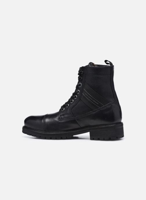 Stiefeletten & Boots Pepe jeans Melting Tape Woman Nb schwarz ansicht von vorne