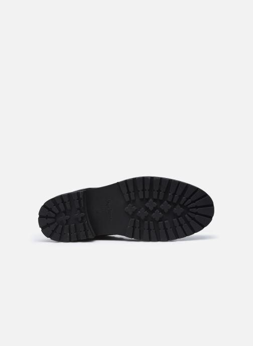 Stiefeletten & Boots Pepe jeans Melting Tape Woman Nb schwarz ansicht von oben