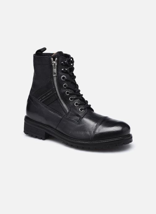 Stiefeletten & Boots Pepe jeans Melting Tape Woman Nb schwarz detaillierte ansicht/modell