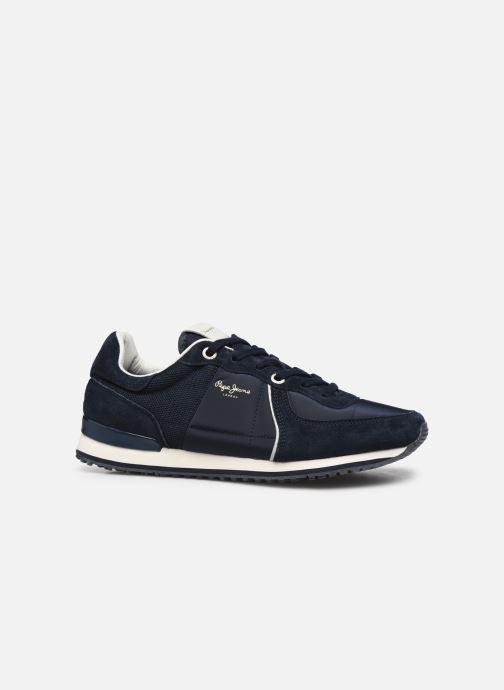 Sneaker Pepe jeans Tinker City blau ansicht von hinten