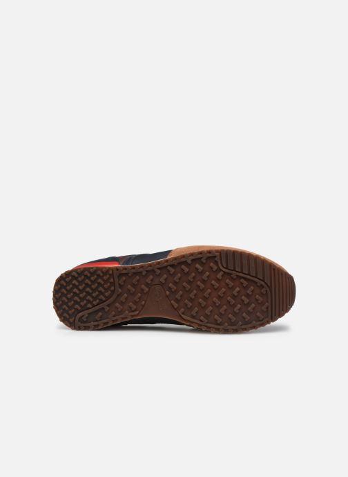 Sneaker Pepe jeans Tinker Zero Second braun ansicht von oben