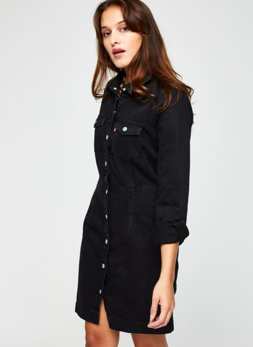 Robe mini - Ellie Denim Dress