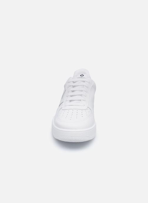 Sneaker Victoria Siempre Piel W weiß schuhe getragen