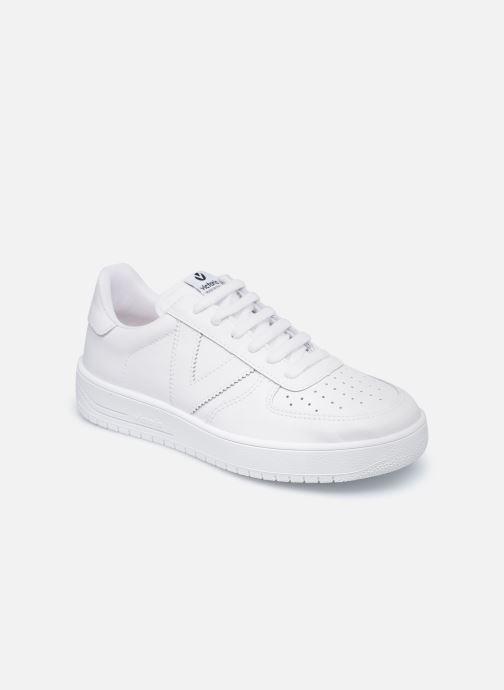 Sneaker Victoria Siempre Piel W weiß detaillierte ansicht/modell