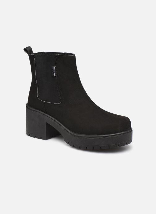 Stiefeletten & Boots Victoria Atalaia Chelsea Antelin schwarz detaillierte ansicht/modell