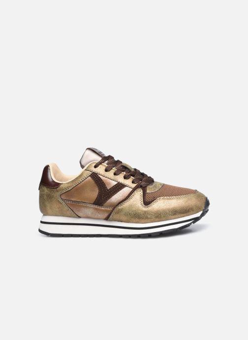 Sneaker Victoria Cometa Multimaterial Cr braun ansicht von hinten