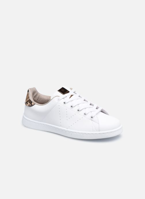 Sneaker Damen Tenis Piel Vegana/Serpien