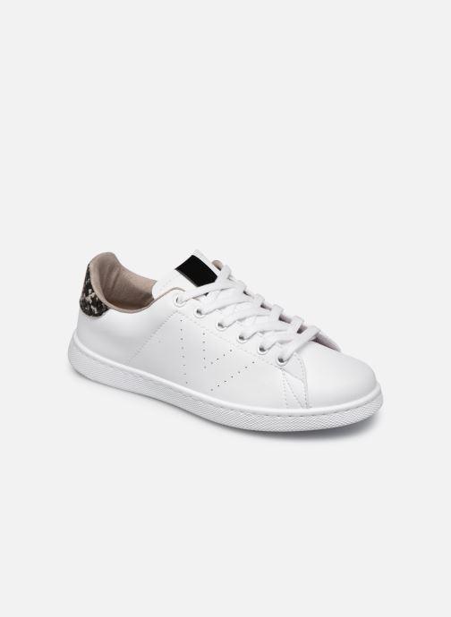 Sneakers Donna Tenis Piel Vegana/Serpien