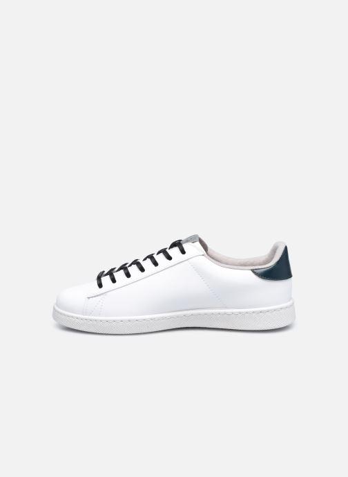 Sneakers Victoria Tenis Piel Vegana Detall Hvid se forfra